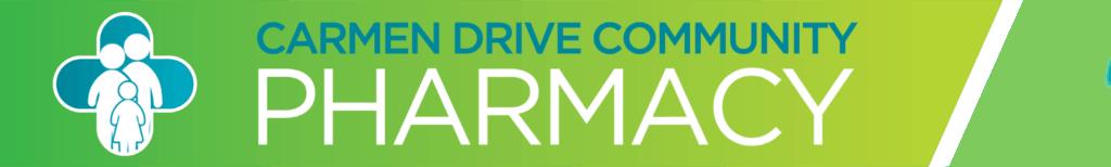 Carmen Drive Pharmacy logo